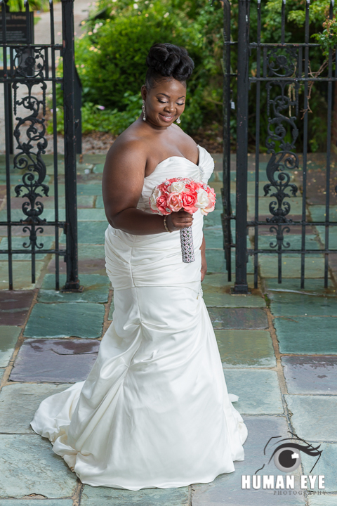 Seibels House and Gardens Bridal in Columbia, SC 1601 Richland Street.