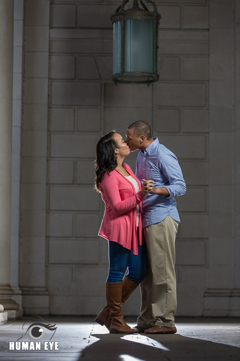 Engagement Photos Downtown Columbia