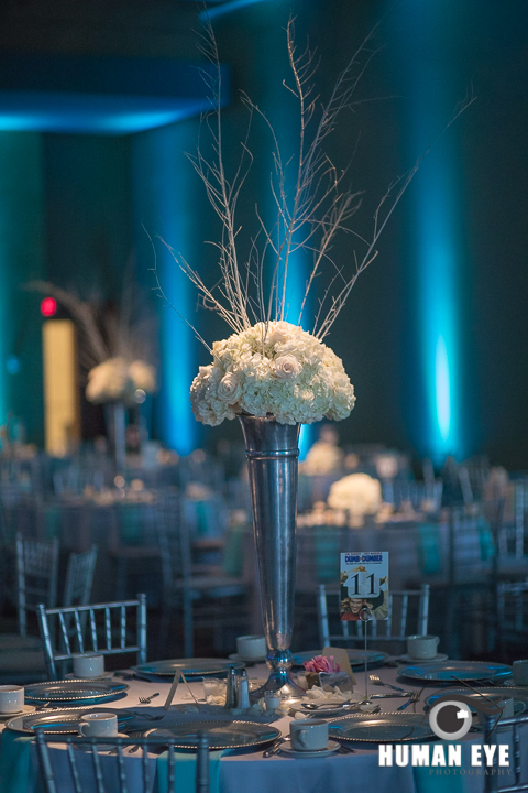 Luxury Winter Wonderland Wedding at CMCC
