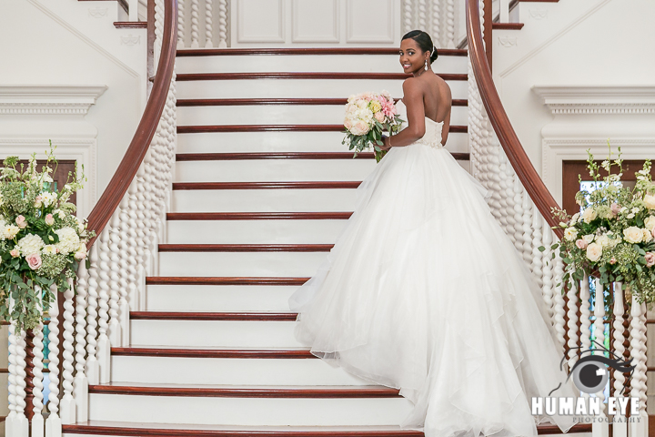 Bridal Portraits in Greenville SC