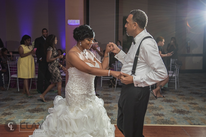 First Dance at Medallion Center