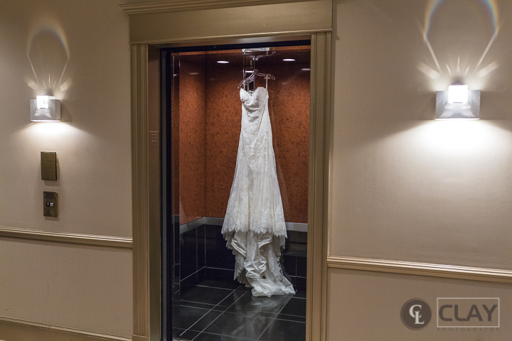 Capital City Club Sneak Peak - Wedding Dress